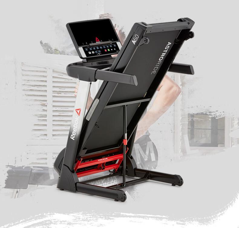 英国锐步(Reebok)跑步机豪华 家用家庭健身房专业电动静音折叠健身器材智能 智能款A6.0T【上门安装+保修2年】