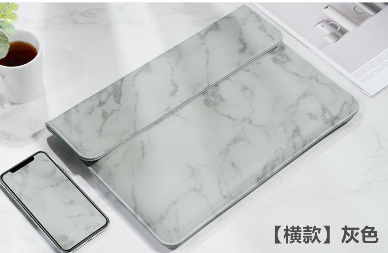 Bao da macbook vân đá - ảnh 2
