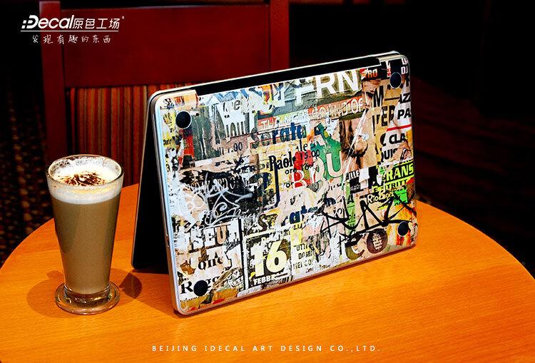 Dán Macbook  MacBookair1332018pro13 touchbar15 A1707 A1990 - ảnh 16