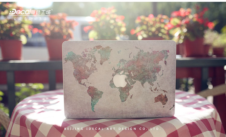 Dán Macbook  MacBookair1332018pro13 touchbar15 A1707 A1990 - ảnh 17