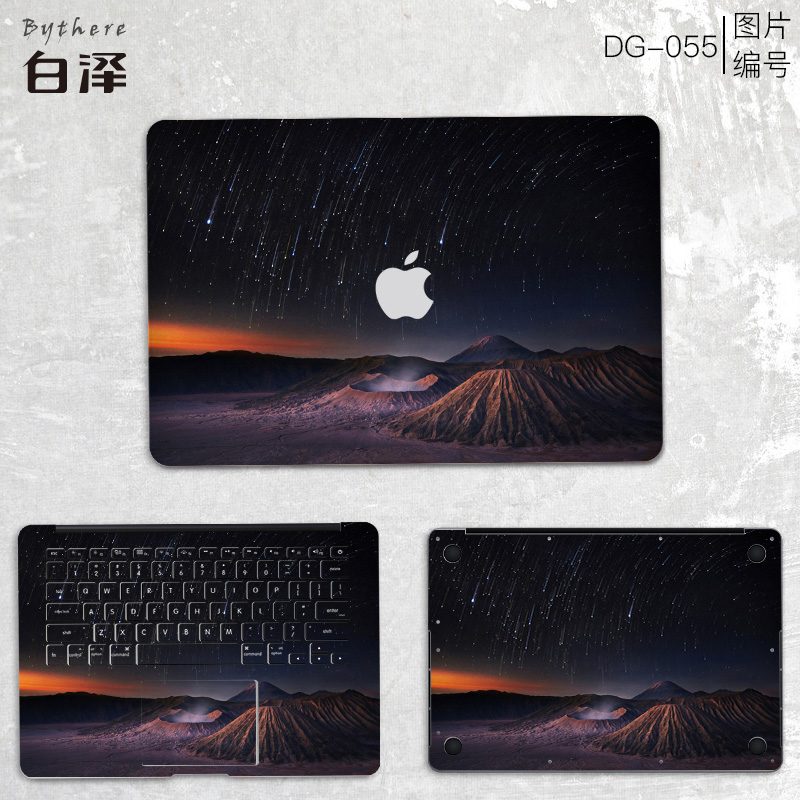 Dán Macbook  macbook air133pro154116 YX 071 ABCD 标准版 - ảnh 9