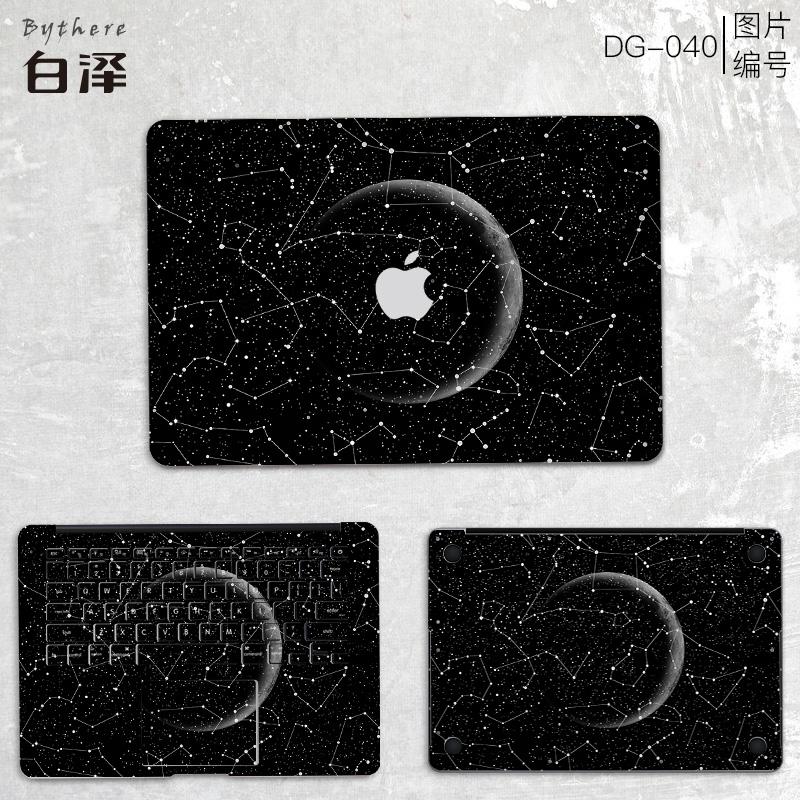 Dán Macbook  macbook air133pro154116 YX 071 ABCD 标准版 - ảnh 13