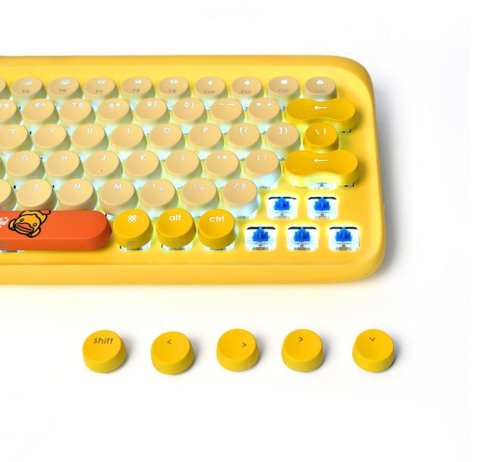 Bàn phím chơi game  LOFREE DOT iPad KUMAMON EH112S - ảnh 5