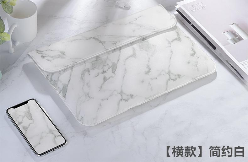 Bao da macbook vân đá - ảnh 4