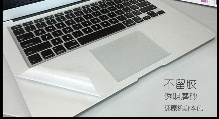 Dán Macbook  2019 Macbook Pro133 154 15 ABCD - ảnh 13
