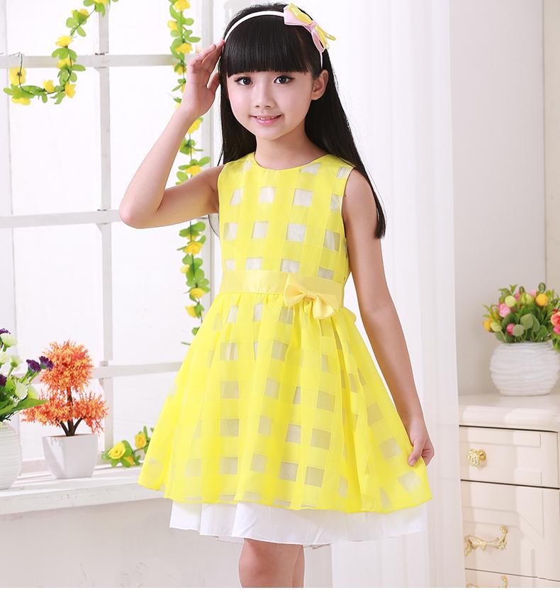 童装女童夏装连衣裙