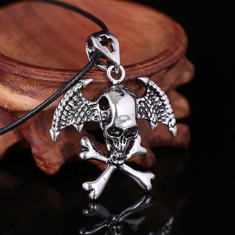亚欧美粹�)��+9._粹格欧美复古十字架316l钛钢吊坠不锈钢男士项链挂件