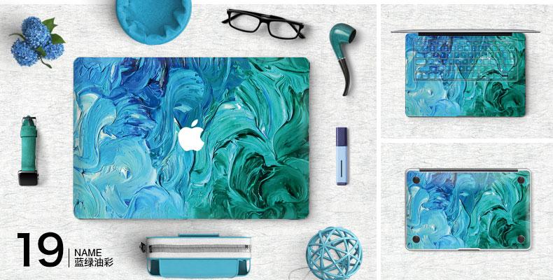 Dán Macbook  SkinAT MacBook Moon walk Air 13 - ảnh 21