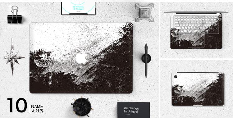 Dán Macbook  SkinAT MacBook Moon walk Air 13 - ảnh 12