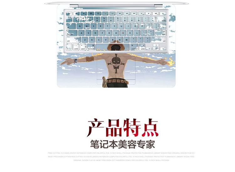 Dán Macbook  MacBook AirPro1315A193219891990 CH 53 ABCD 按型号发货 - ảnh 20