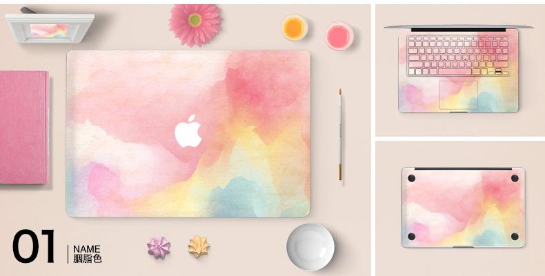 Dán Macbook  SkinAT MacBook Moon walk Air 13 - ảnh 3