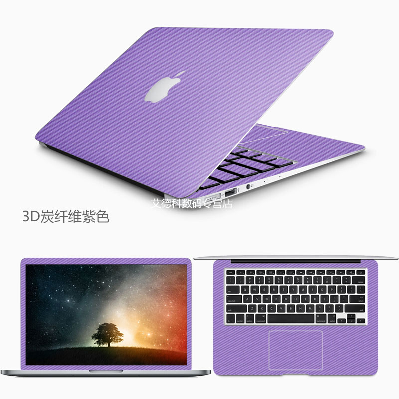 Dán Macbook  MacBook AirPro1315A193219891990 CH 53 ABCD 按型号发货 - ảnh 40