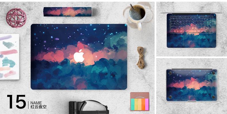 Dán Macbook  SkinAT MacBook Moon walk Air 13 - ảnh 17
