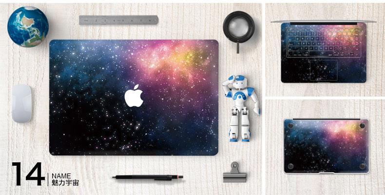 Dán Macbook  SkinAT MacBook Moon walk Air 13 - ảnh 16