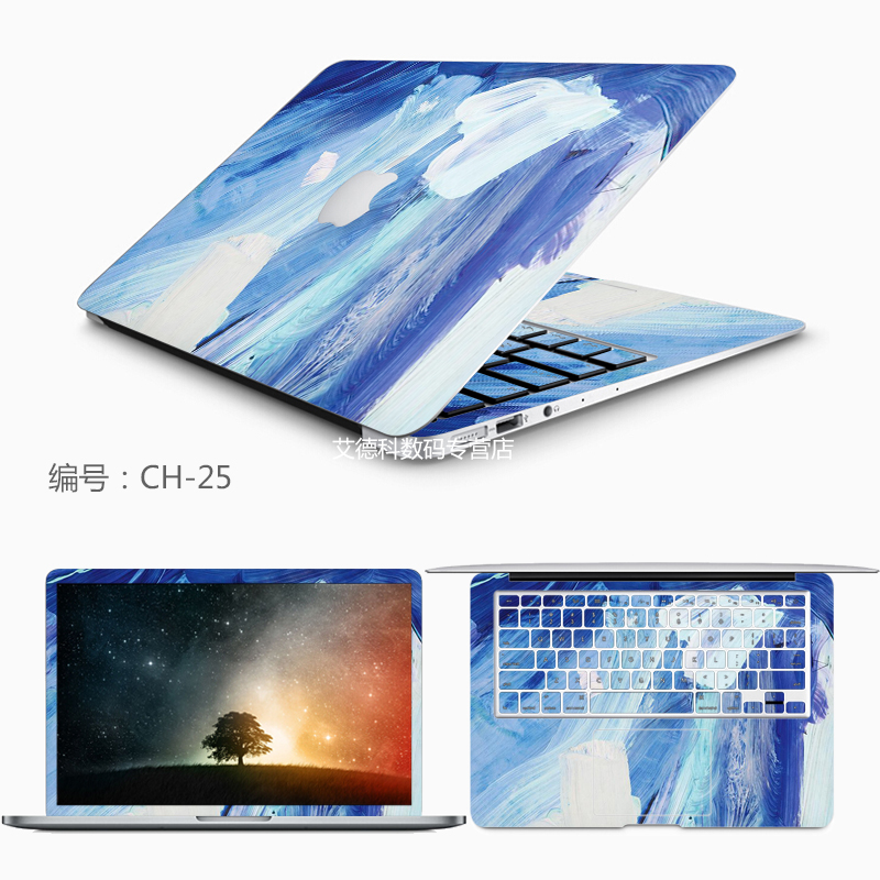 Dán Macbook  MacBook AirPro1315A193219891990 CH 53 ABCD 按型号发货 - ảnh 31
