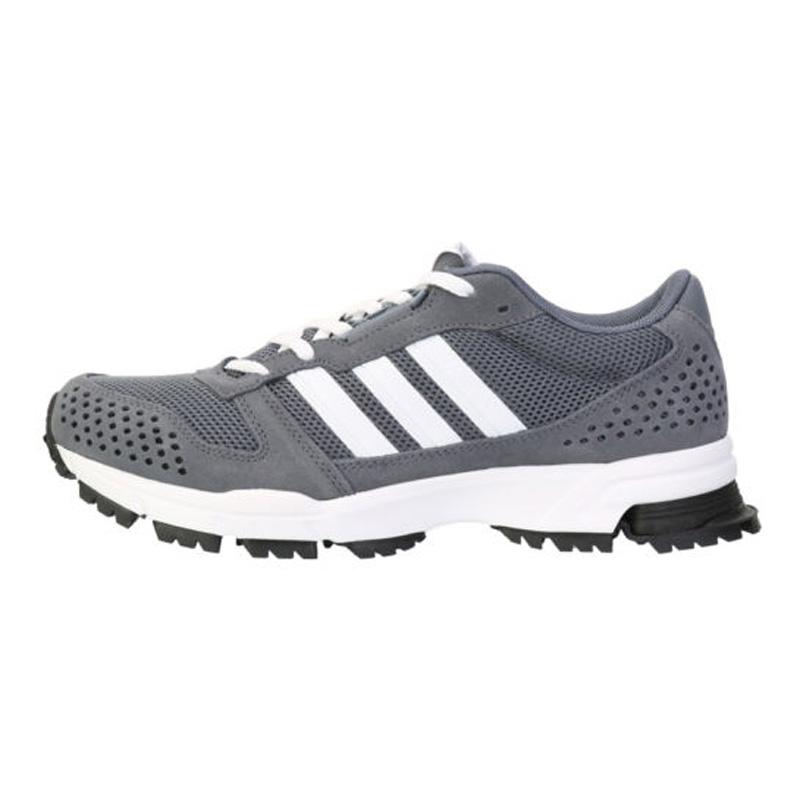 619bcbabd19 SS adidas阿迪达斯男鞋男子运动透气休闲跑步鞋AQ5205 黑色 AQ5205 40.5码 ...