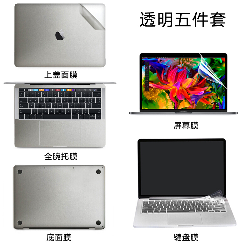 Dán Macbook  12MacBook A1534 CH 27 ABCD PG002 - ảnh 1