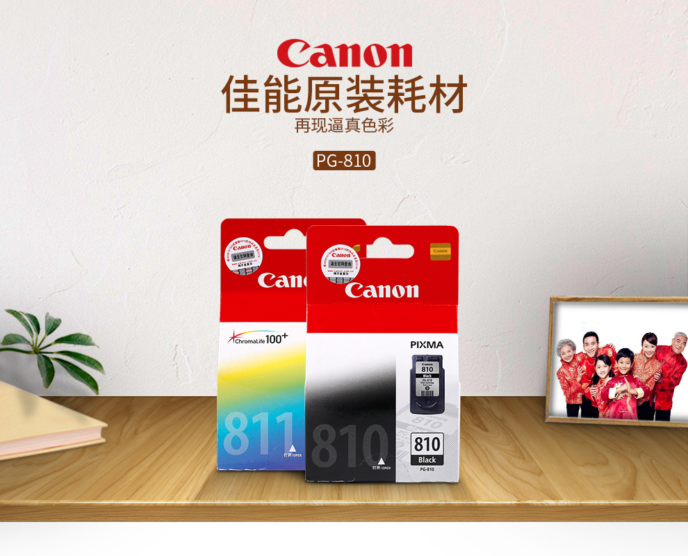 Canon Pg 810 811 Black Color Ink Cartridge 496 486 276 245 Printer Cl Technical