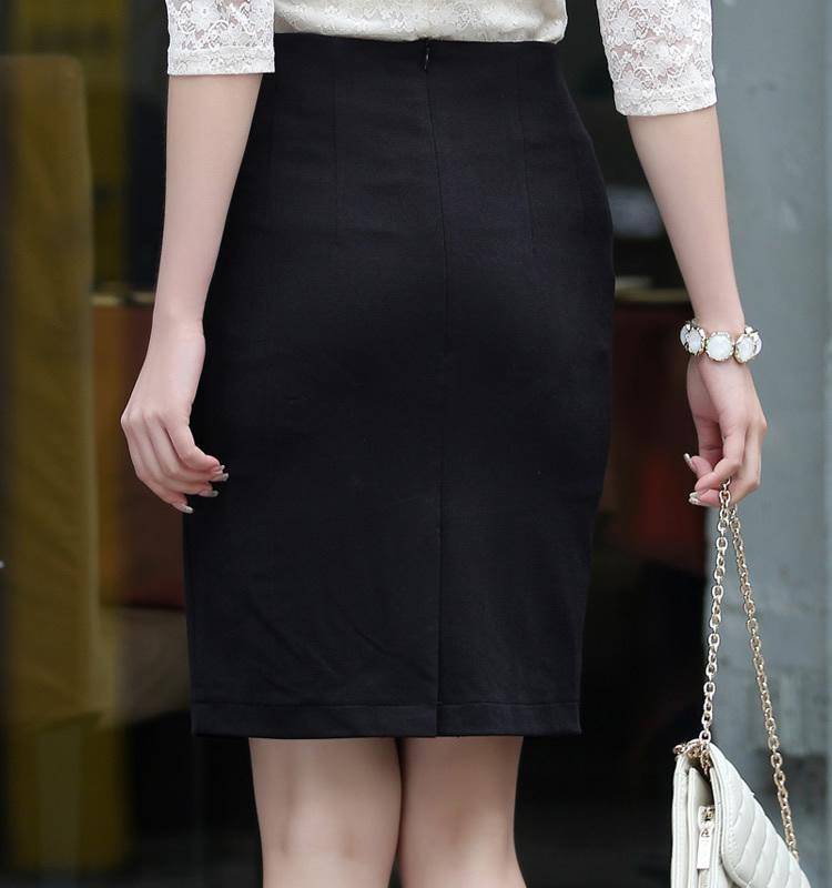 大鸡吧����y�-yol_00 涩依2014夏装新品修身百搭时尚ol半身裙sy6156 藏蓝色 m ¥69.