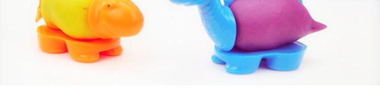 品牌 智高 名稱 包郵正品智高 3d彩泥 12色橡皮泥動物/恐龍/模具套裝