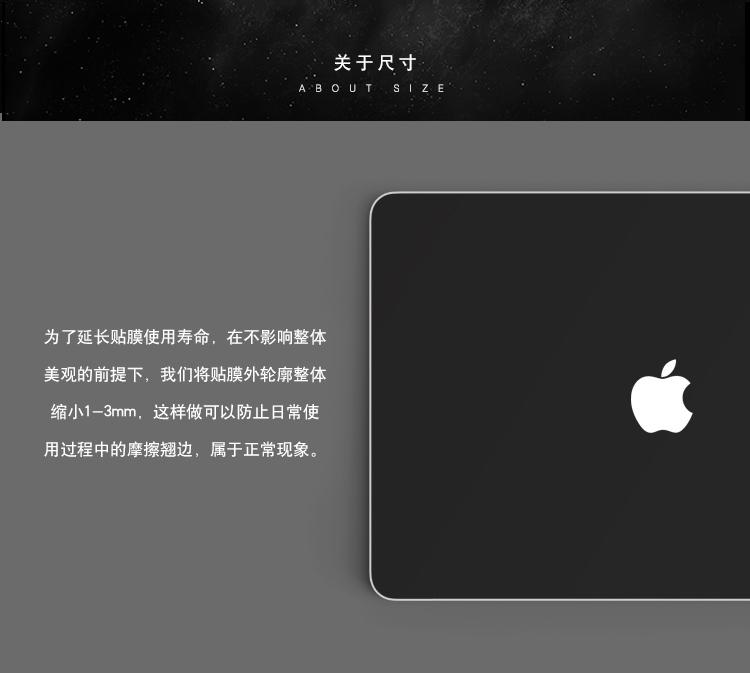 Dán Macbook  macairmacbookpro touchbar13 A1706 A1989 - ảnh 49