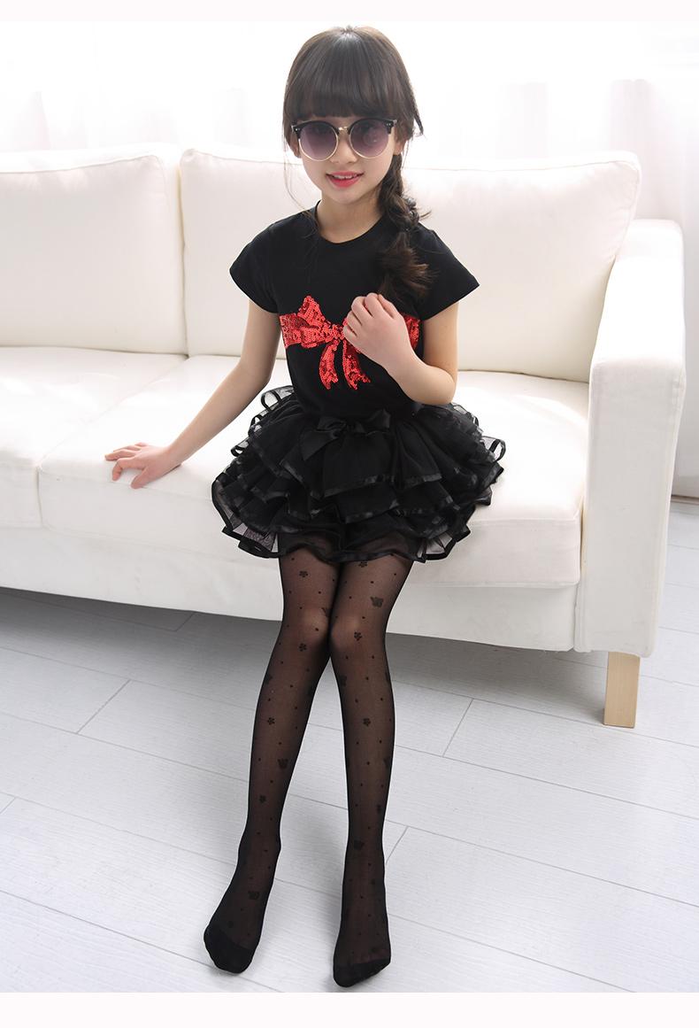 小女孩穿芭蕾紧身衣_女童连体袜儿童裤袜白色舞蹈袜选什么牌子好 同款好推荐