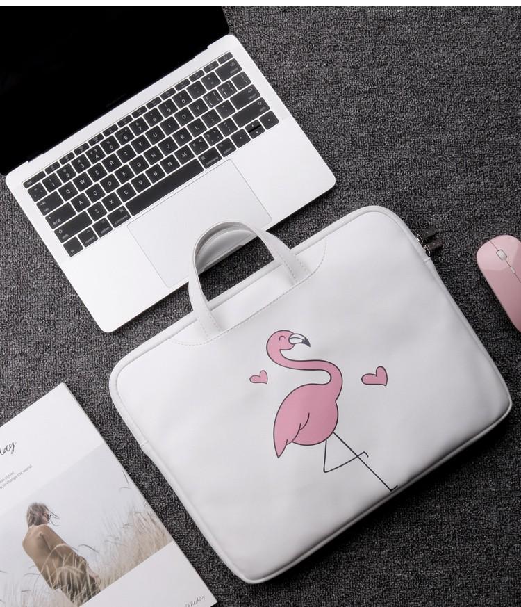 Balo laptop Samsonit 133air14pro15613 133 打印手提包 - ảnh 5