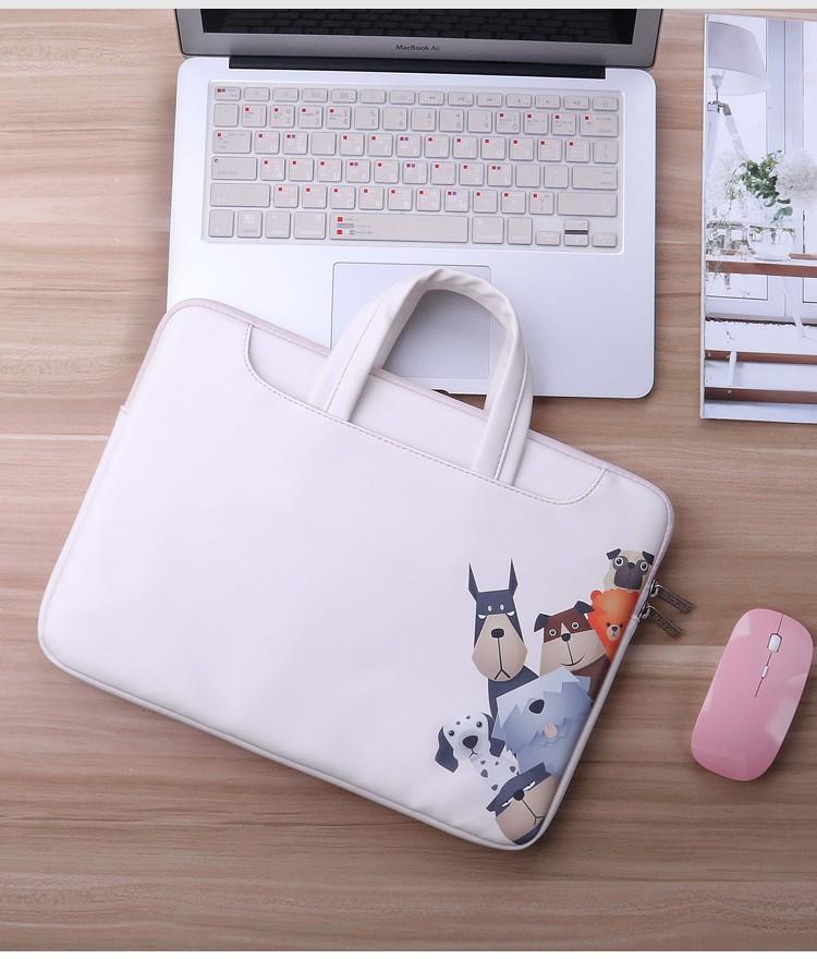 Balo laptop Samsonit 133air14pro15613 133 打印手提包 - ảnh 4