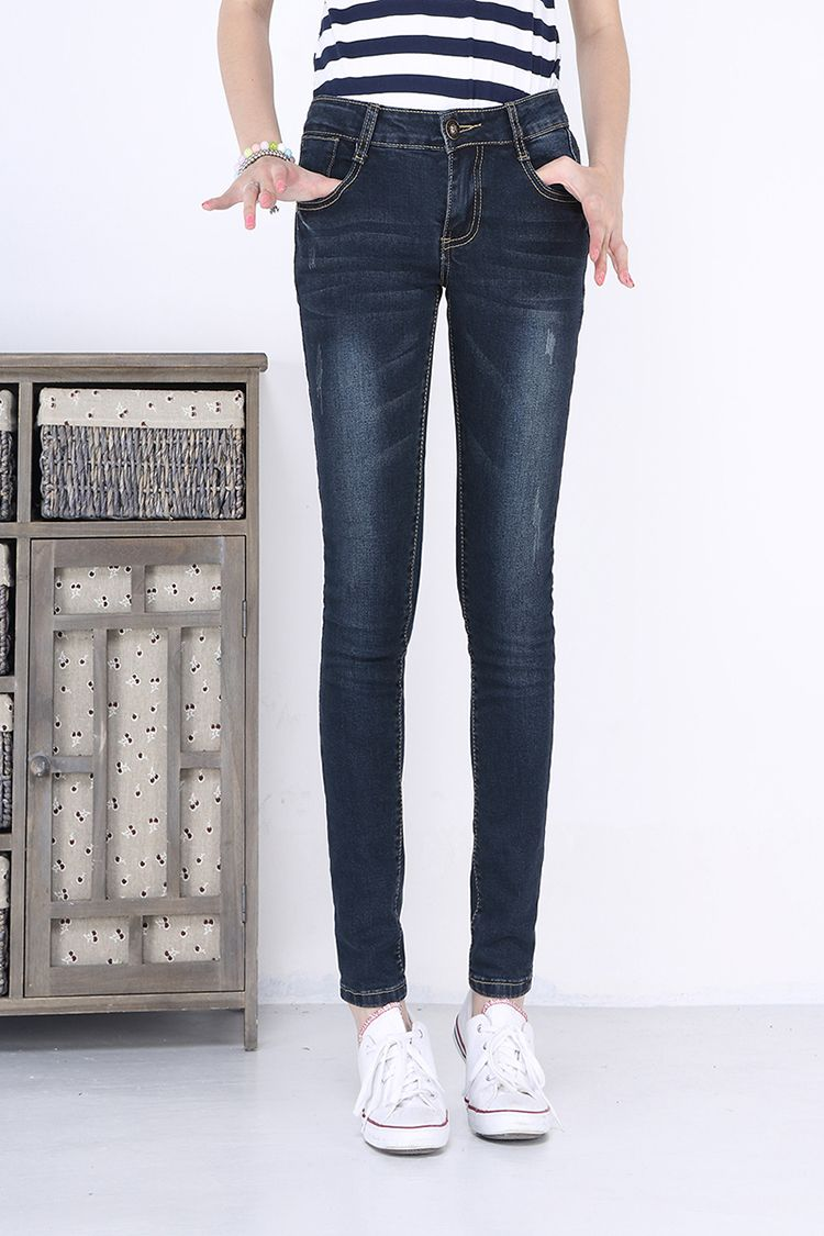 """women\'s slim <strong>fit<\/strong> stretch denim jeans skinny jeans"""" style=""""max-width:440px;float:left;padding:10px 10px 10px 0px;border:0px;"""">Jeans are among the most typical and popular casual wear one of the modern people. Lots of people worldwide wear jeans regularly. Jeans incorporate some glorious past record and it is composed with all the continuing development of human era. At the beginning people wore jeans when they are doing physical work like mining, plowing, sailing etc.</p> <p>Jeans contain strong and durable fabric. For this reason jeans can withstand a rough and tough environment. Sailors wear jeans as being a uniform. Once upon a time blue jeans were the national uniform of US naval force.</p> <p>Now-a-days people wear jeans during every one of the season and plenty of change occurred on the design and pattern of jeans. Huge number of fashion houses around the world deals about the improvement of <a href="""