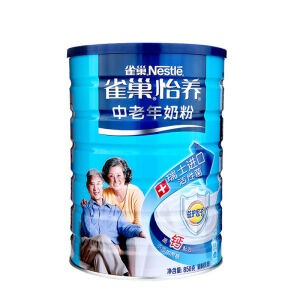 Nestle雀巢怡养 中老年奶粉益护因子配方850g