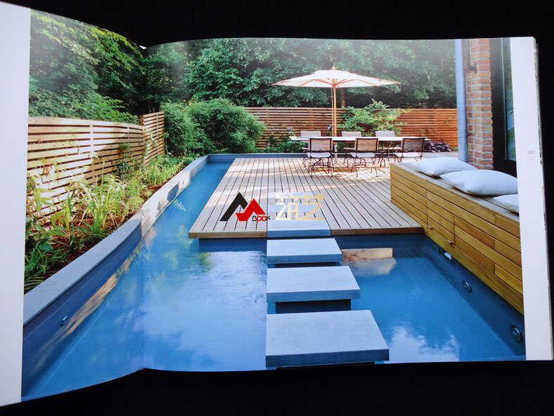 图|30平小花园设计实景图|自家小花园设计实景|自家50平米的花园设计