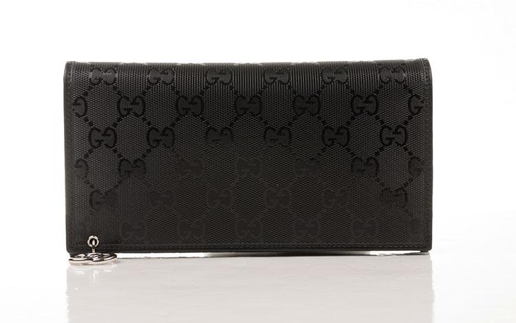 古驰gucci 2015新款时尚女士牛皮长款钱包手拿包fu49