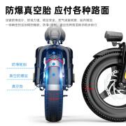 [Real End] 형제 샌 지침 접는 전기 자동차 전기 자전거 성인 테이크 아웃 리튬 배터리 작은 빛 병 자동차 미니 휴대용 회로 G2 / 자동차 코어 - 에너지 재활용 - 6Ah 약 60km