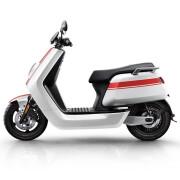 Mavericks Electric NQi Pro Edition 전기 이륜 오토바이 스마트 리튬 클래식 디자인 전기 오토바이 탑 버전 화이트 레드