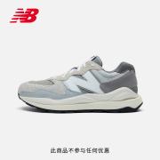 [李大奔 同] 뉴 밸런스 NB 공식 2021 신규 남성 신발 여성 신발 5740 시리즈 M5740TA 캐주얼 신발 회색 M5740TA 40 피트 길이 25cm