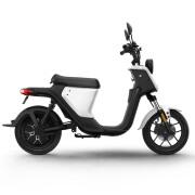 Little Niu 전기 자동차 UQI Pro 탑 지원 스마트 리튬 전기 두피 전기 단계자가 포함 된 흰색 2018