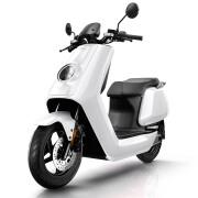 Maverick 전기 송아지 전기 자동차 NQI 도시 버전 스마트 리튬 전기 전기 2 륜 라이트 오토바이 스쿠터 성인 전기 및 흰색 도시 버전
