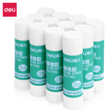 21GPVA material, high viscosity, fast drying, 12 packs, click here to see 24 large packaging 15g solid glue stick!