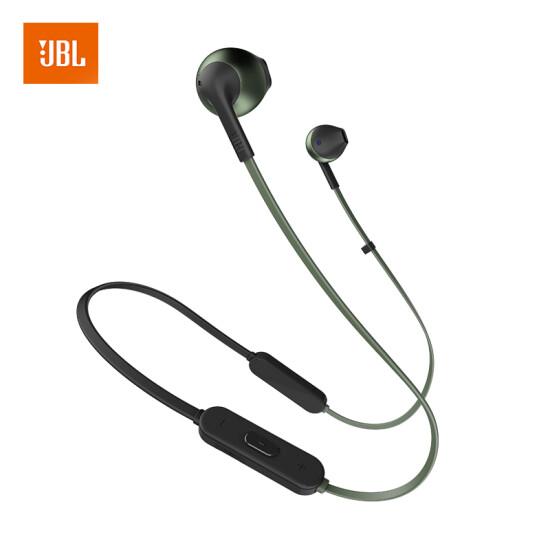 Jbl Tune205bt Wireless Bluetooth Headset Sports Headset T205bt Semi In Ear Music Headset Phone With
