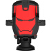 Leyi leiooo car phone holder Iron Man Car central console windshield universal bracket Red