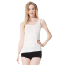 Modal Women's Vest Modal Camisole Ms. Bottoming Sleeveless Vest Camisole White One Size