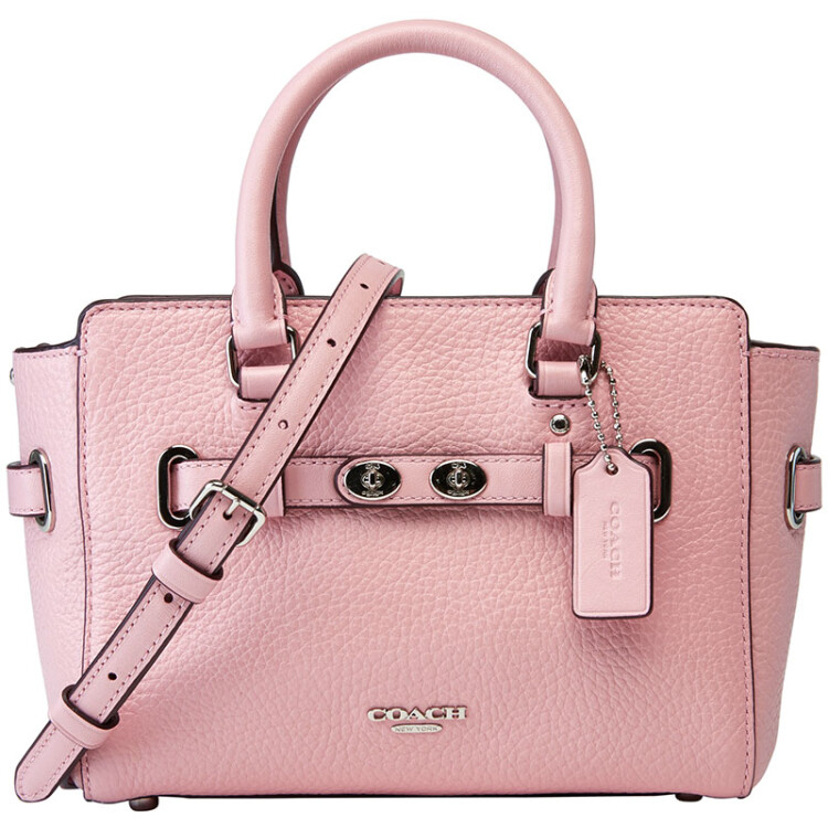 50c187c7d4 ... czech coach coach luxury lady ladies pink leather shoulder crossbody bag  f37635 svezm 5ac71 53535
