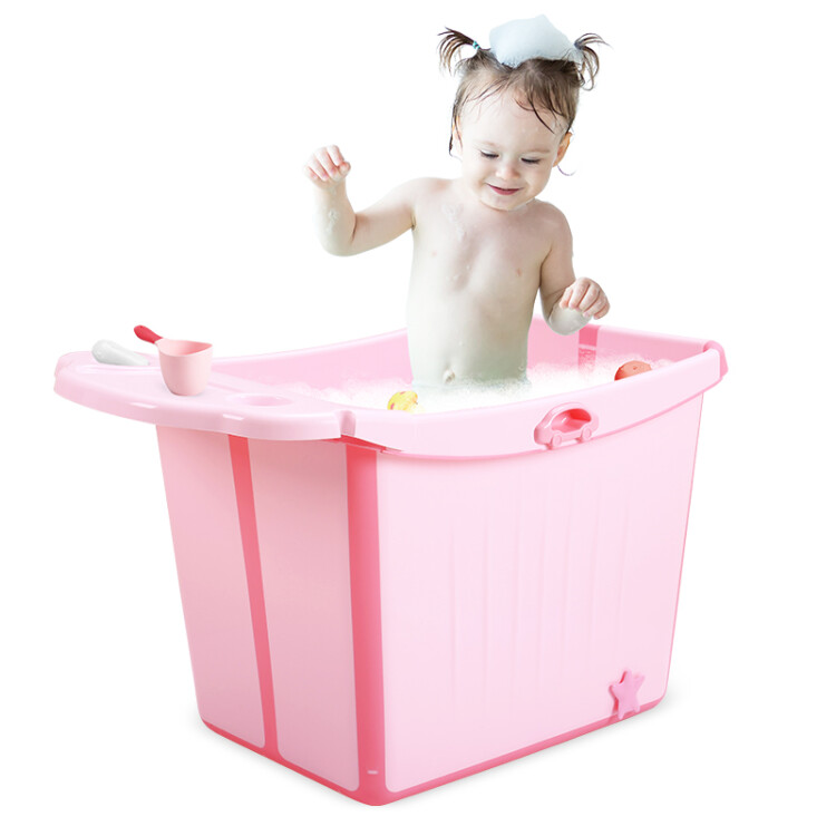 Baby Age (Babyyuga) Baby Folding Bathtub Baby Bathtub Child Bathtub ...