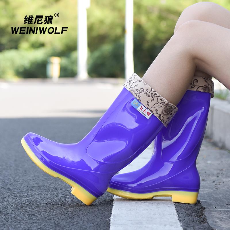 non slip winter boots ladies