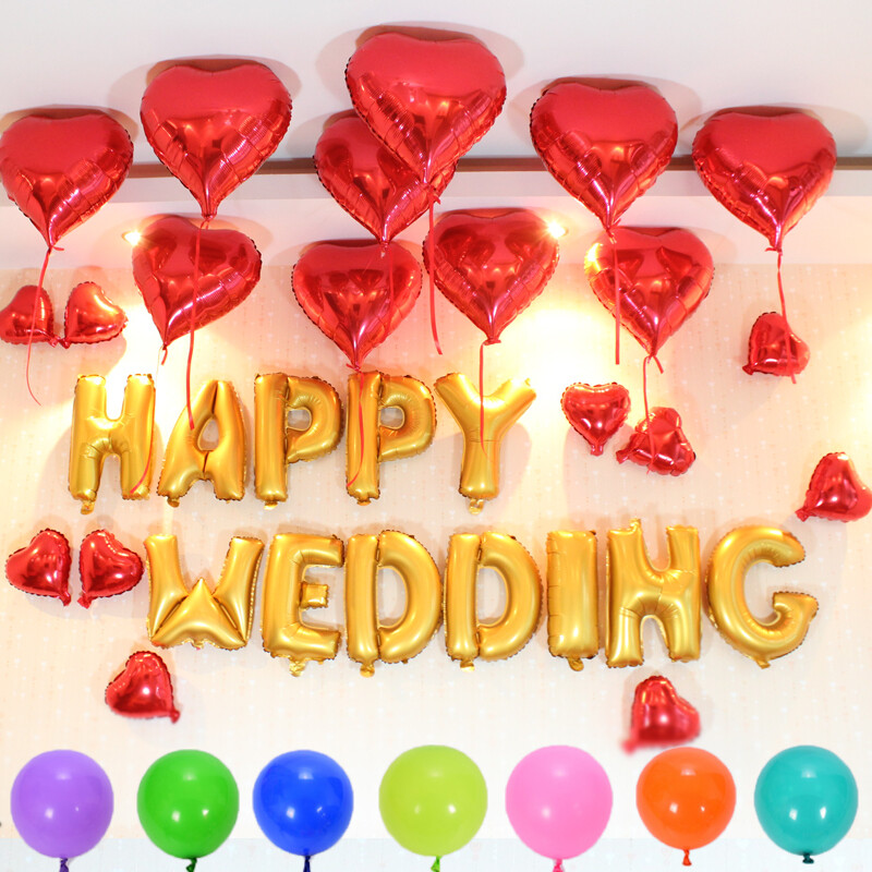 melody cool childrens birthday gift balloons decorative letter balloons wedding marriage table white wedding room balloons packages birthday decoration