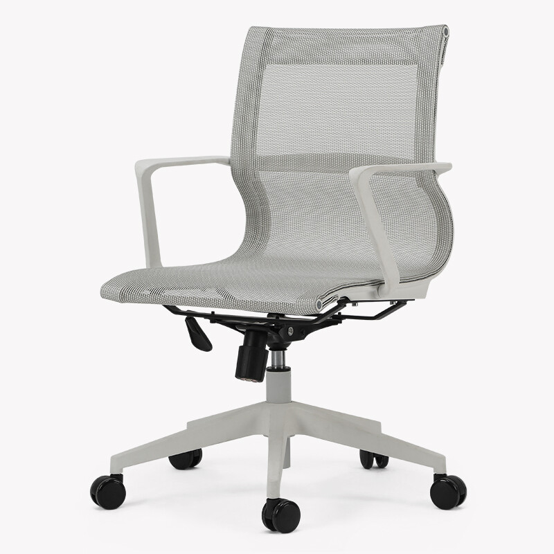 Black And White Tone (Hbada) Computer Chair Office Chair Mesh Chair Home  Chair Leisure Swivel Chair ...