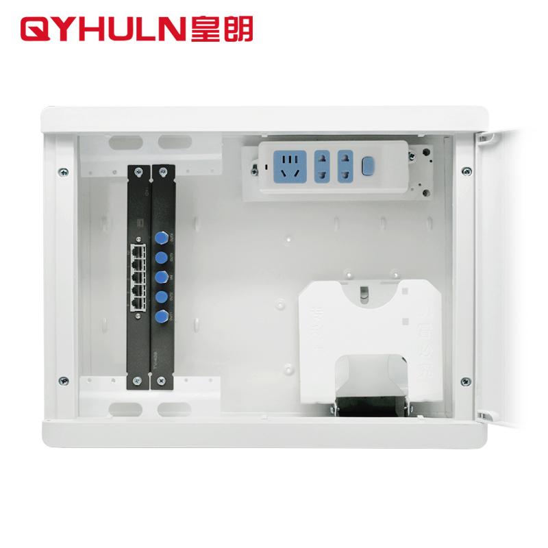 QYHULN weak electric box home set fiber optic home information box ...
