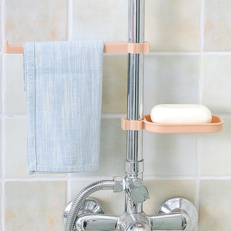 For the faucet drain dishcloth clip-on racks pool home storage rack ...