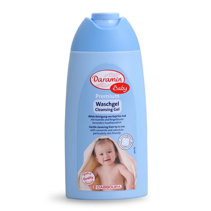 Da Luo Mi Germany Children\'s baby shampoo bath combo Import Baby ...