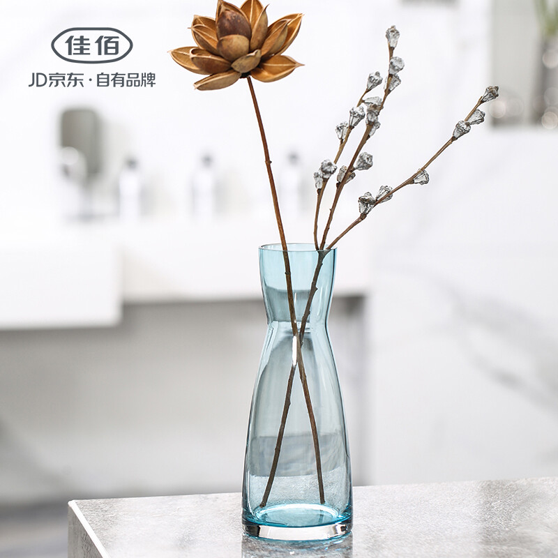 Jiayi Jiayi Glass Flower Arrangement Flower Vase European Vase